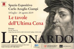 Le tavole dell'Ultima Cena - Firenze